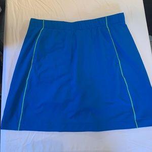 Nike Golf Skirt Dri-Fit, Size Large 12-14